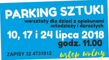 Parking Sztuki 2018