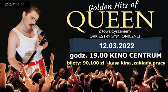 """Golden Hits of QUEEN"""